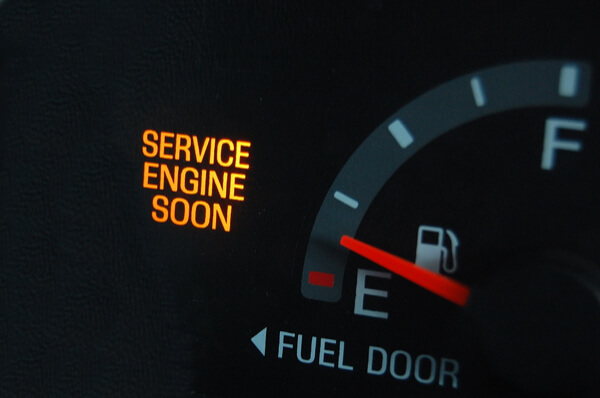 Check engine light repair at Little Wolf Automotive in Waupaca, WI
